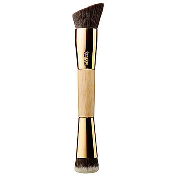 Sephora: Tarte : The Slenderizer Bamboo Contouring Brush : face-brushes-makeup-brushes-applicators-makeup