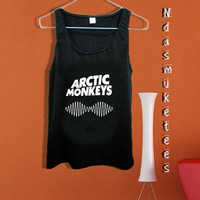 Logo Arctic Monkeys-Tank Top design
