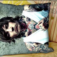 Bring Me The Horizon Vocalist - Pillow Cover and Pillow Case.