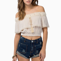 Frida Crop Top $32