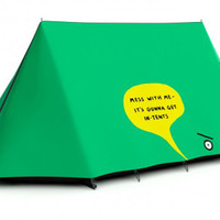 MILI-TENT THE TOUGHNUT TENT by Fieldcandy