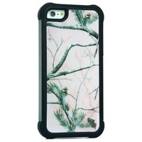 Two Pieces Tree Branch Phone Shell Case for Iphone5/5s