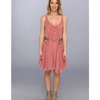 Free People Pop Champagne Dress