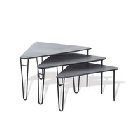 Atomic Wedge Nesting Tables