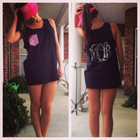 Monogram Swimsuit Cover-Up