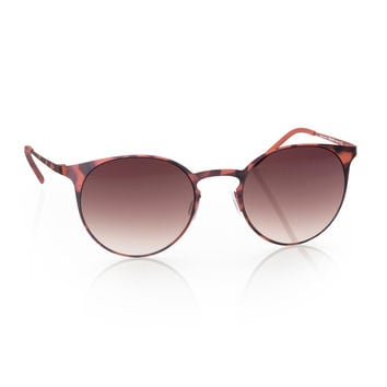 I liked this design on #Fab. I THIN METAL 0208 Sunglasses Brn