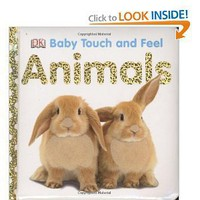 Animals (Baby Touch and Feel) [Board book]
