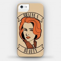 Brains And Beauty (Dana Scully)
