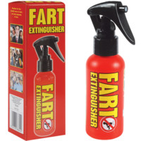 Fart Extinguisher Novelty Air Freshener | Super Fun Time Gifts - Quirky, Trendy, Fun!