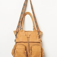 Free People Womens Washed Axel Tote