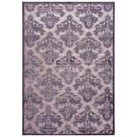 Jaipur Fables Majestic Chenille Gray Tufted Rug