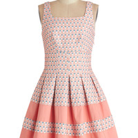 Right as Raindrops Dress | Mod Retro Vintage Dresses | ModCloth.com