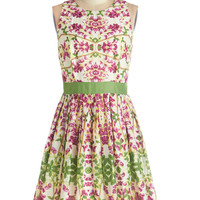 Well-Versed in Verisimilitude Dress | Mod Retro Vintage Dresses | ModCloth.com