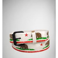 California Bear Belt