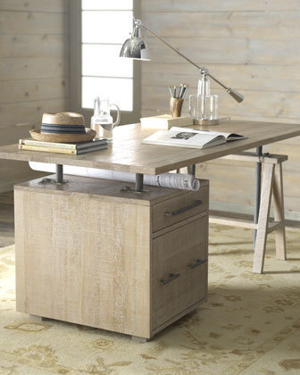 """Elita"" Writing Desk - Horchow"