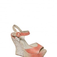 alice + olivia | JANA OMBRE TIPPED WEDGE