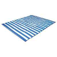 Stansport Tatami Straw Ground Mat (Blue)