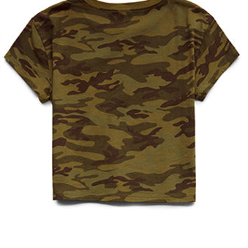 Camo Cool Pocket Tee (Kids)