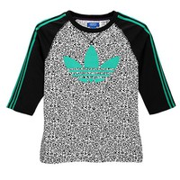 adidas Originals Three Quarter Sleeve Raglan - Men's