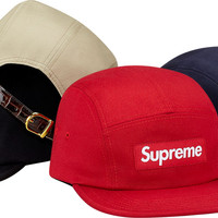 Supreme Utility Camp Cap