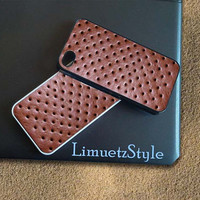 Ice Cream Sandwich - iPhone 4/4s/5/5c/5s Case - Samsung Galaxy S2/S3/S4  Case- Blackberry z10 Case- iPod 4/5 Case - Black or White