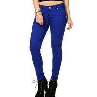 Promo-Royal Ankle Skinny Pants