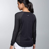 Lightened Up Long Sleeve