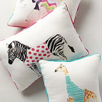 Safari Saunter Pillow