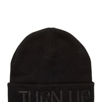 Turn Up Beanie