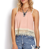 Poetic Crochet T-Back Cami