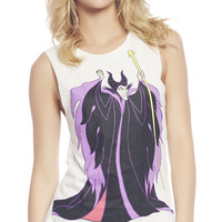 Maleficent™ Open Back Tank | Wet Seal