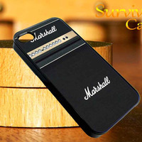 Marshal Amp iPhone 4 4S iPhone 5 5S 5C and Samsung Galaxy S3 S4 Case