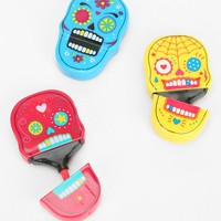 Sugar Skull Colored Pencil - Set Of 10