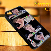 5Seconds of Summer Clapper Boys iPhone 4 4S iPhone 5 5S 5C and Samsung Galaxy S3 S4 Case