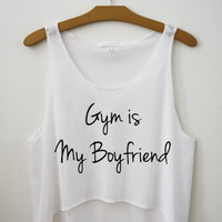 Gym's is My Boyfriend
