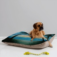 DENY Designs Rosie Brown Pet Bed, Good Morning Sunshine