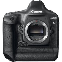 Canon - EOS-1D X Digital SLR Camera (Body Only) - Black