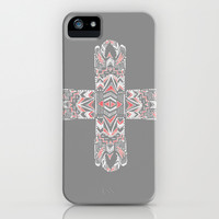 Pocatiki Tribe iPhone & iPod Case by Tiki