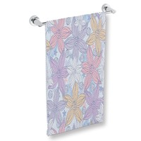 Dancing Flowers Towel