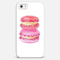 Pink Macaroons | Design your own iPhonecase and Samsungcase using Instagram photos at Casetagram.com | Free Shipping Worldwide✈