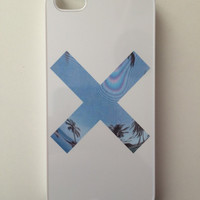 X Palm Trees iPhone Case