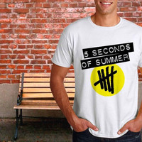 5 seconds of summer logo strip by lezatos