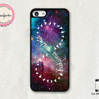 Nebula Hakuna Matata iPhone 5C Case, iPhone Case, iPhone Hard Case, iPhone 5C Cover