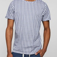 Native Youth Gingham Checker Tee - Urban Outfitters