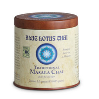 Buyer's Best Friend - Blue Lotus Chai Tins 3 oz 100 Servings