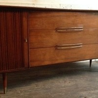 Outstanding Mid Century Credenza...Free NYC Deliv