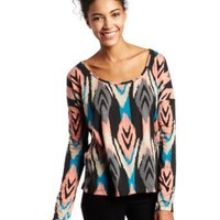 Volcom Juniors Lives Long Sleeve Top