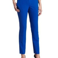 Vince Camuto Women&#x27;s Skinny Cuffed Cropped Pant