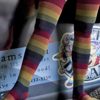 Extraordinary Harvest Rainbows - Sock Dreams