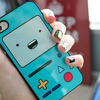 Cute Beemo iPhone Case 5/5S 5C 4S/4
